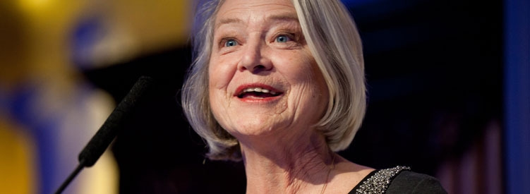 Awards Ceremony 2013: Kate Adie
